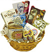 Holland Michigan Dutch Village Gift Basket