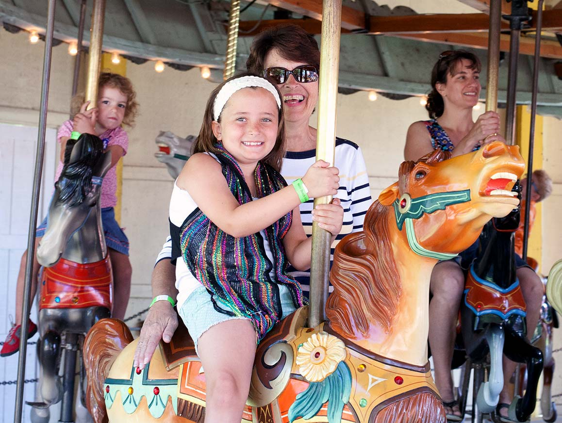 Dutch Village Carousel Holland Michigan