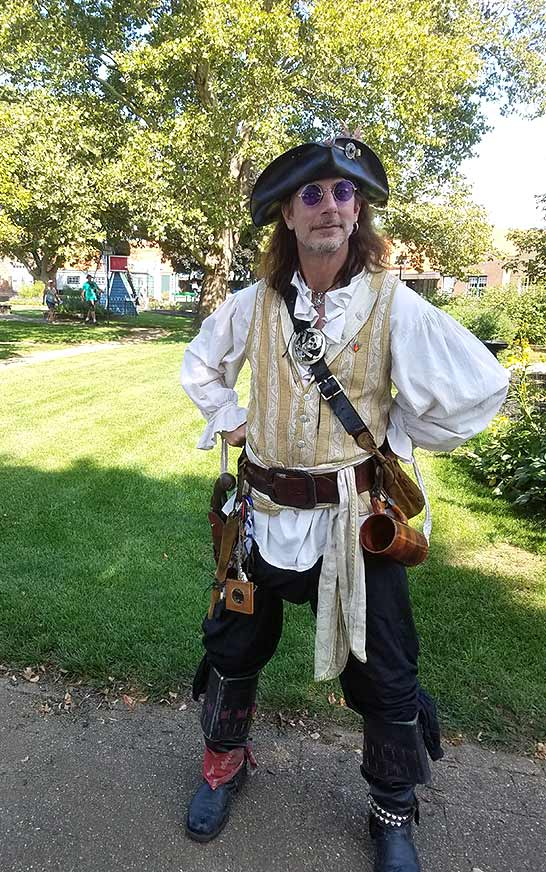 Dutch Village hosts the best Pirate Fest in Western Michigan
