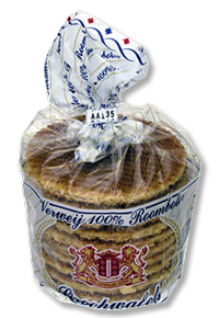 10 count stroopwafels from Nelis Dutch Village