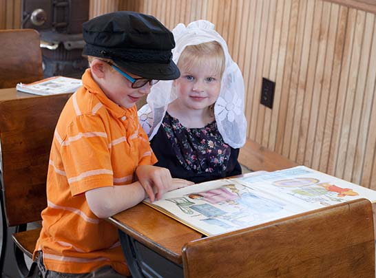 Dutch Village School Tours