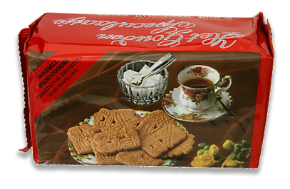 Delicious spiced windmill Dutch speculaas cookies at Dutch Village